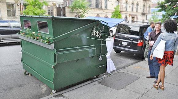 Te animar as a vivir en un contenedor de basura - Vivir en un contenedor ...
