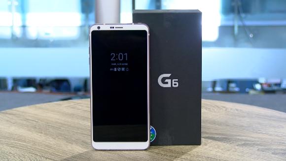Lg busca reinventarse con su nuevo tel fono g6 for Fuera de serie telefono